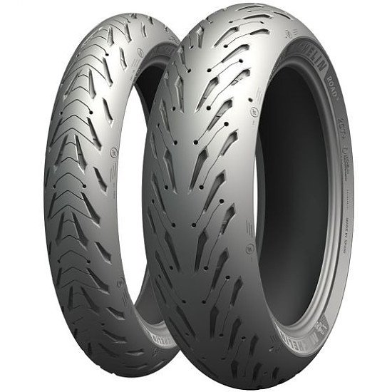 Michelin Road 5 Motorcycle tyre packages from ONLY £236.98!