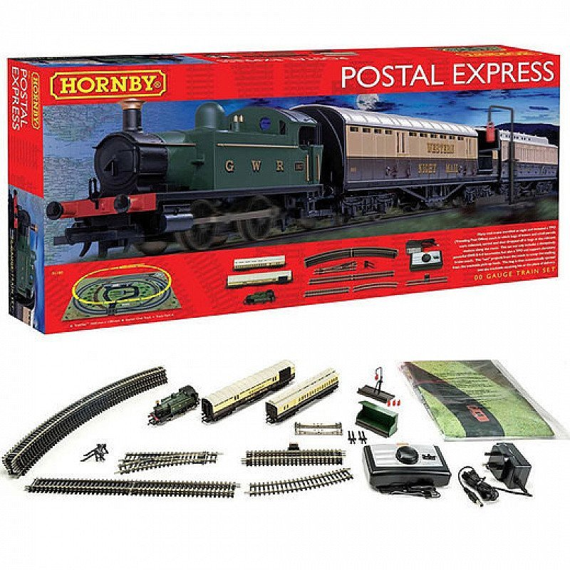 1/3 OFF this Hornby Postal Express Train Set !