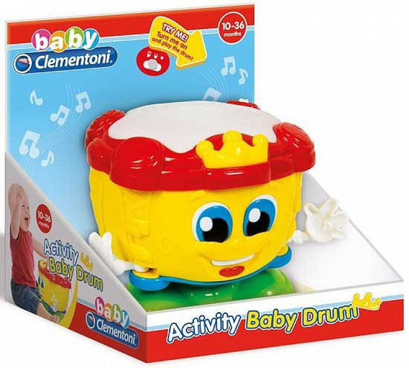 50% OFF - Baby Activity Drum!