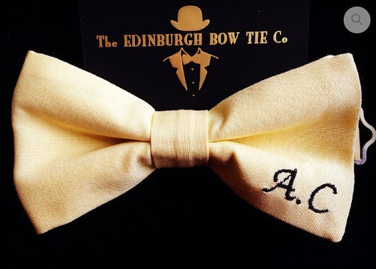Personalise Your Bow Tie