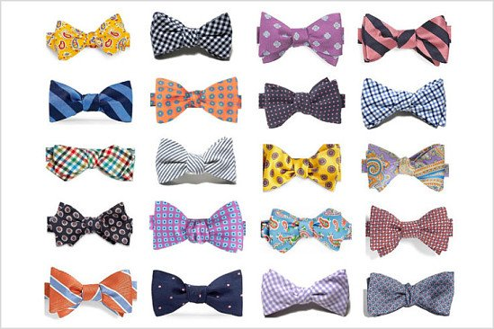 Silk Bow Ties From £29.95