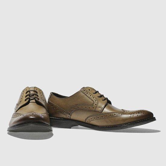 SAVE 54% OFF Ikon- Tan Poster Brogue Iii Shoes!