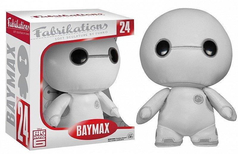 Save £17 Funko Big Hero 6 Baymax Fabrikations Plush Figure