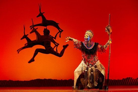 From ONLY £39 - DISNEY'S THE LION KING TICKETS Lyceum Theatre, London!