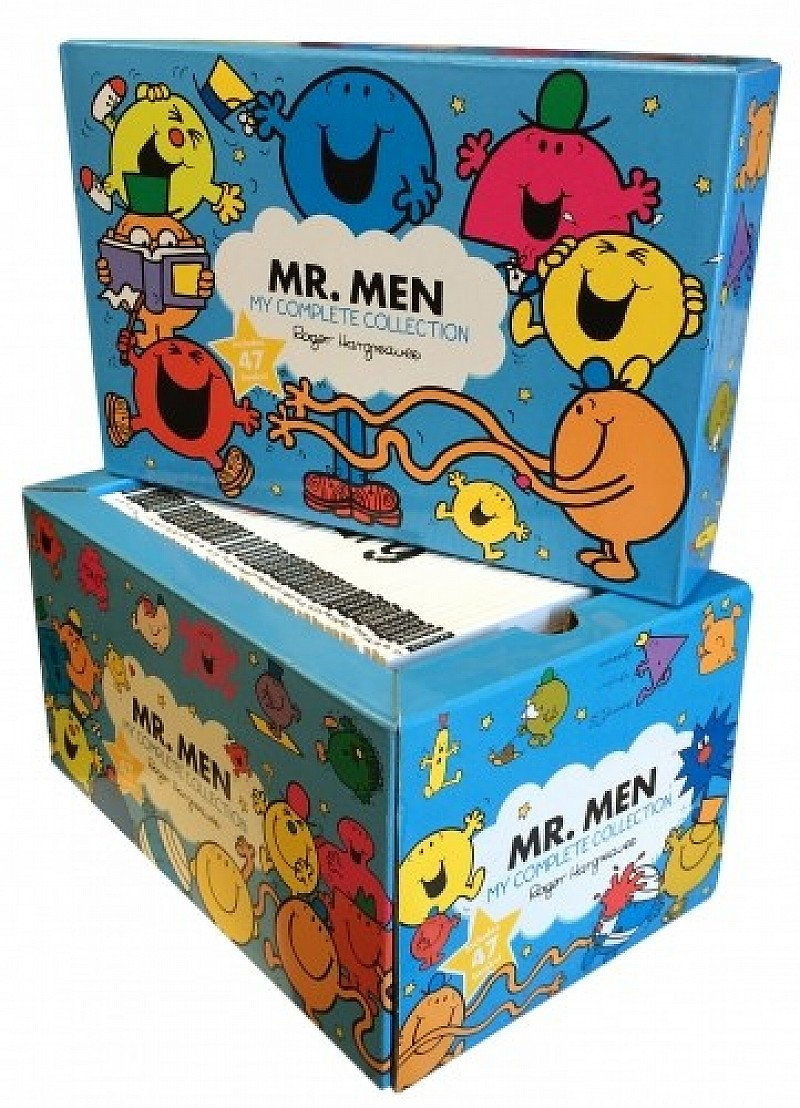 80% OFF - Mr Men Box Set - My Complete Collection!