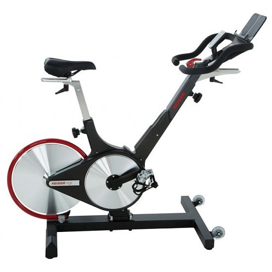 SAVE OVER £370 on The Keiser M3i Indoor Cycle!