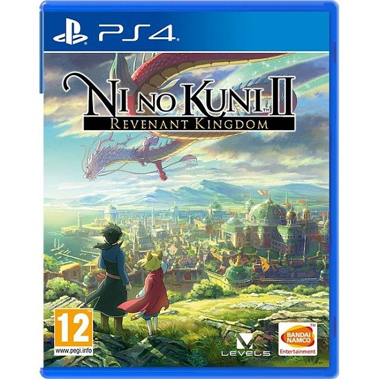 SAVE OVER 30% on Ni No Kuni II Revenant Kingdom PS4 Game!