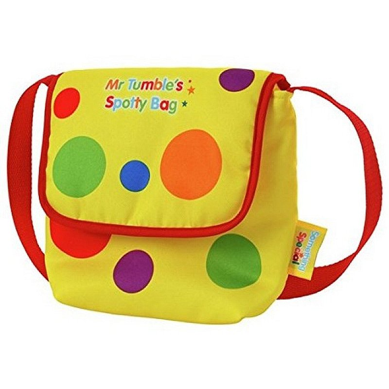 10% OFF Mr Tumble Spotty Bag!