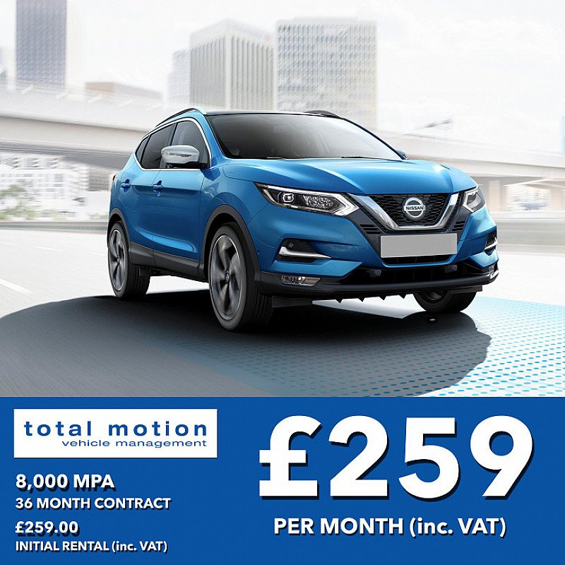 Nissan Qashqai 1.2 Dig-t 115 N-Connecta 5dr [Panoramic Roof]