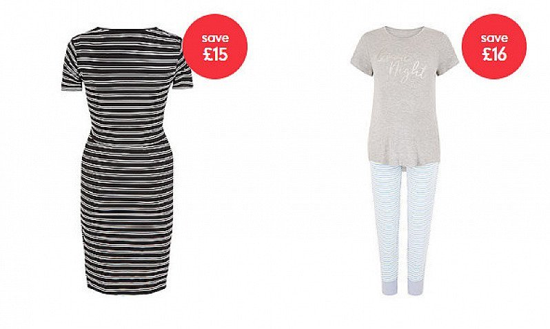 SAVE up to 50% on Maternity Clothes!