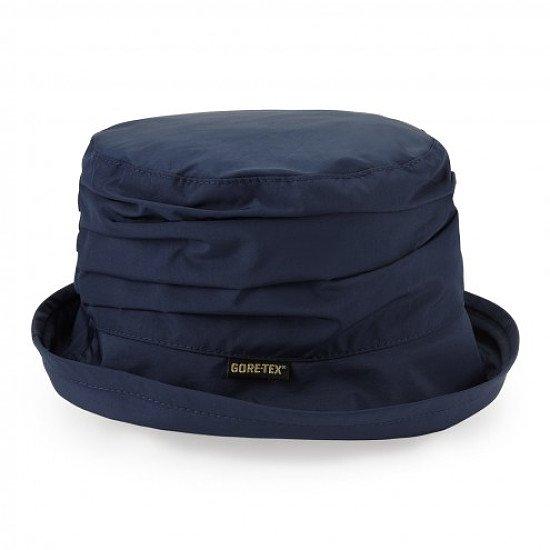 Get this amazing Gore-tex ruched rain hat