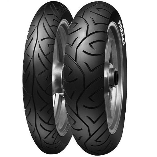 Pirelli Sport Demon motorcycle tyre package NOW ONLY £100!