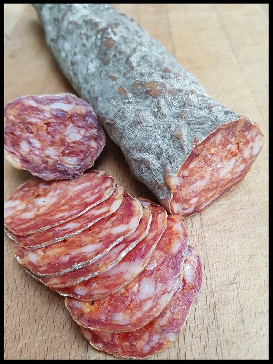 Get our London Chorizo  for £14.50