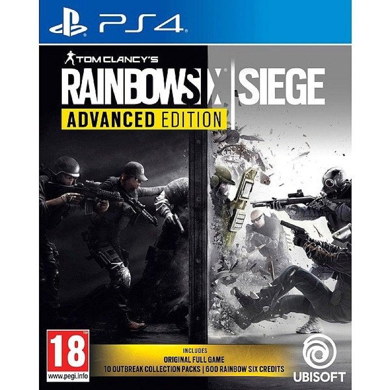 Tom Clancy's Rainbow Six Siege Advanced Edition PS4 - 25% OFF!