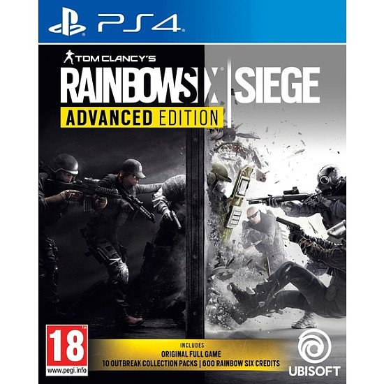 Tom Clancy's Rainbow Six Siege Advanced Edition PS4 - 25% OFF!