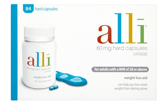 Alli Slimming Capsules - NOW LESS THAN 1/2 PRICE!