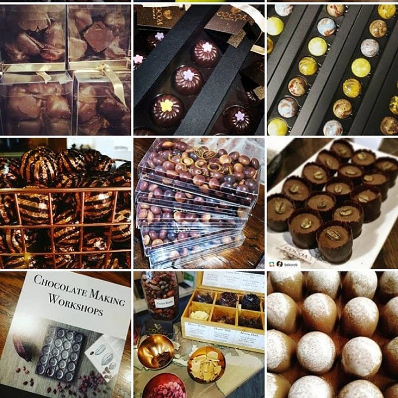 We are also on Instagram! Please pop over to @cocoaamore and follow us!