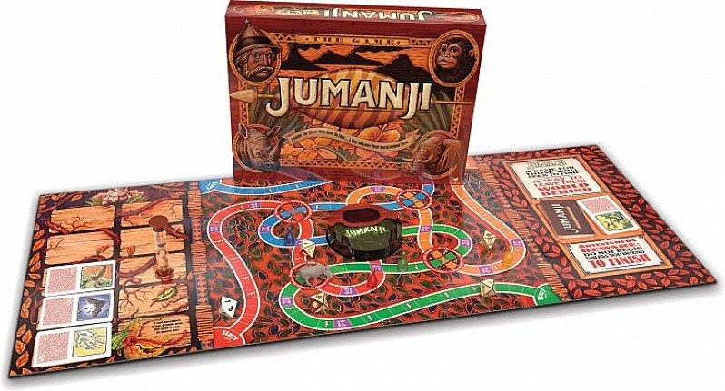 £10 OFF - Jumanji Board Game!