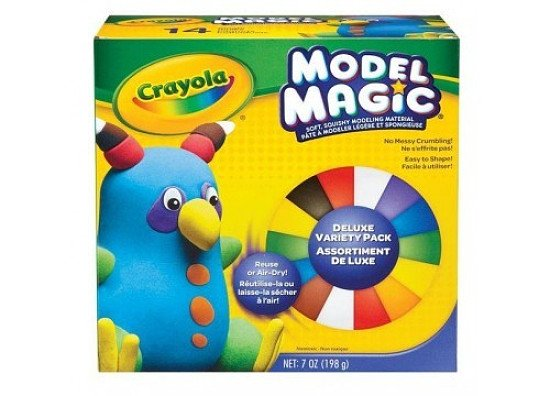 Crayola Model Magic Deluxe Variety Pack - LESS THAN 1/2 PRICE!