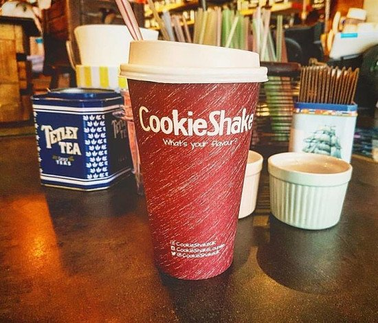 Grab yourself a coffee or a milkshake on your way into work this Friday morning!