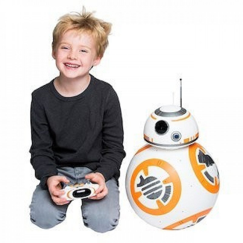 £200 OFF - Star Wars Interactive BB8 Droid With Remote Control - NOW 1/2 PRICE!