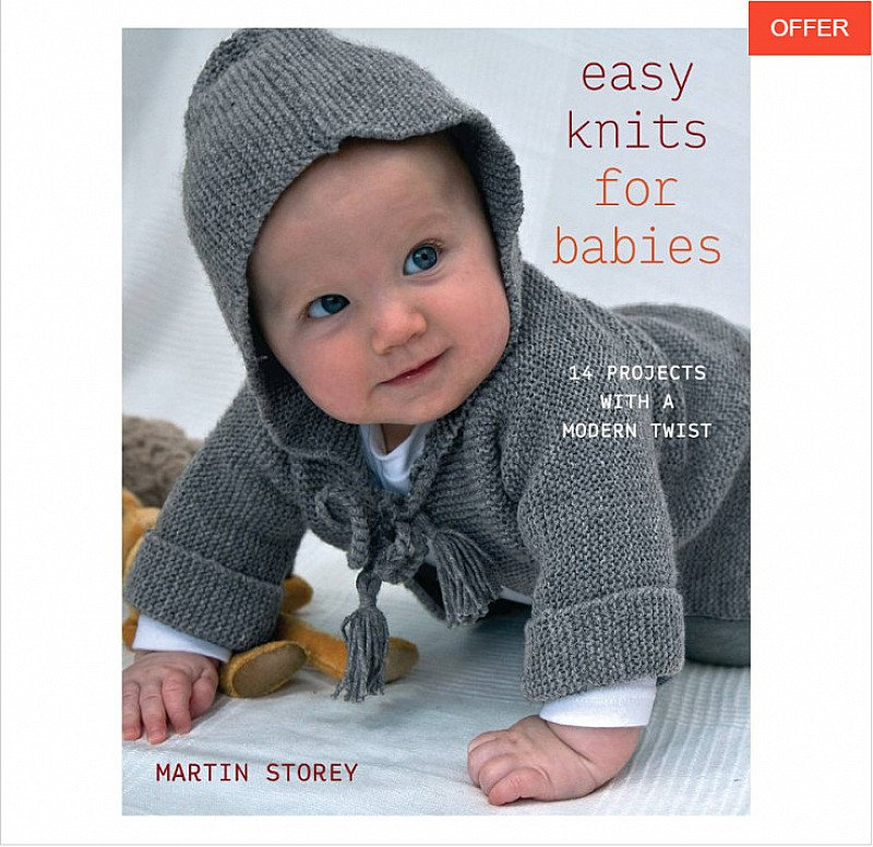 Easy Knits for Babies