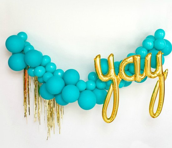 Balloon garlands for every occasion!