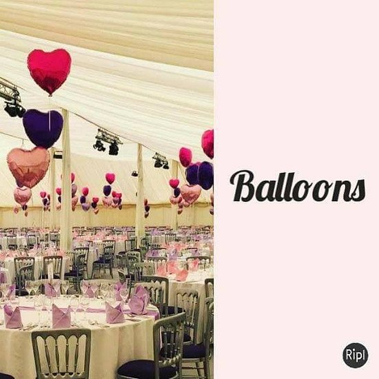 Balloons for all events!