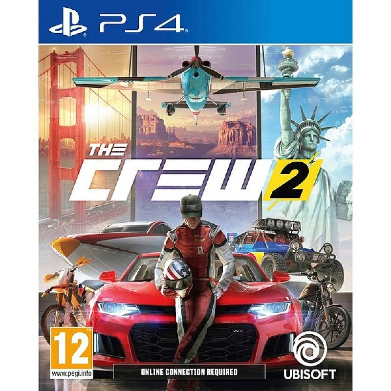 Save on the Crew 2 for both Xbox and PS4