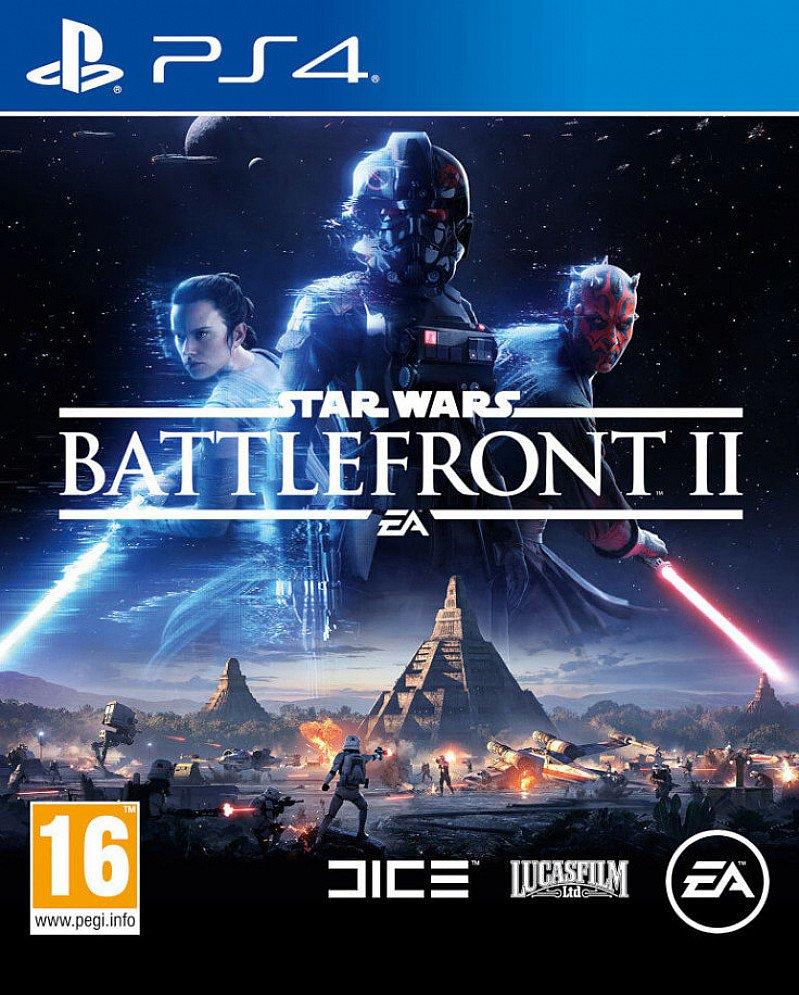 SAVE- STAR WARS: BATTLEFRONT II