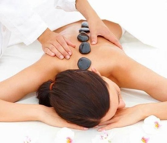 Hot Stone Massage for 1 Hour