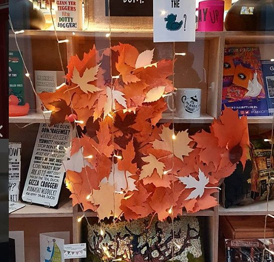 A hint of Autumn has arrived at Dukki... Come in-store and see for yourself!