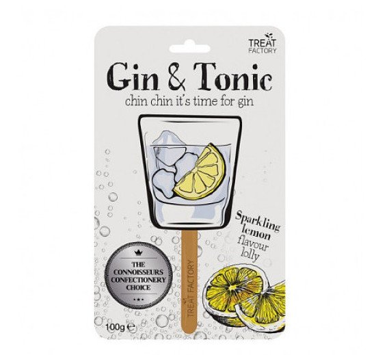 Get this TOP Bestseller - Gin & Tonic Lolly £3.99!