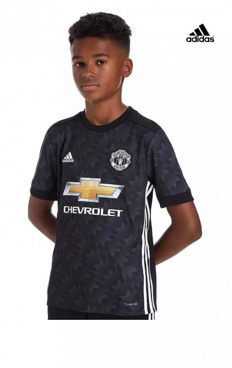 SALE - adidas Manchester United FC 2017 Away Shirt Junior!