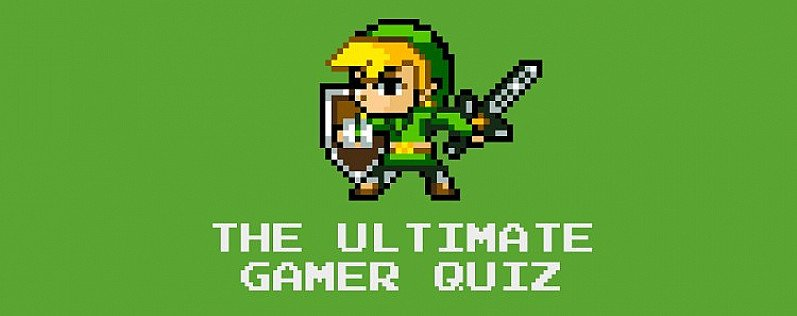 The third instalment of The Ultimate Gamer Quiz will start at 7.30pm on Thursday 25th October