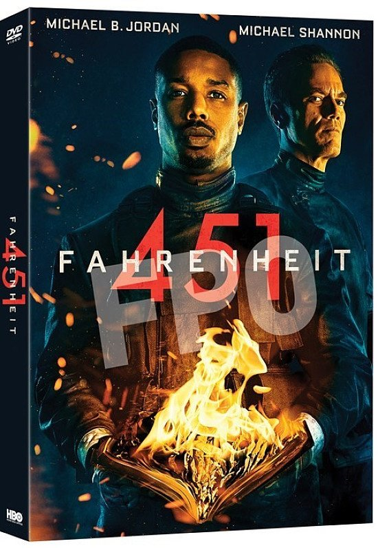 NEW DVD RELEASES - Fahrenheit 451: £9.99!