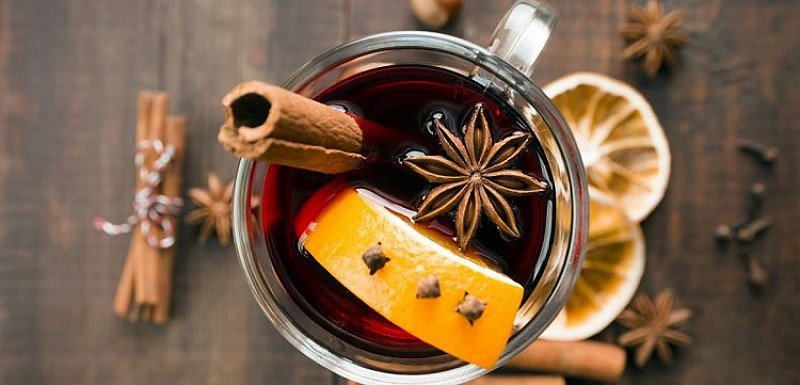 Tis (almost) The Season! We can't wait for mulled wine & mince pie season to start!