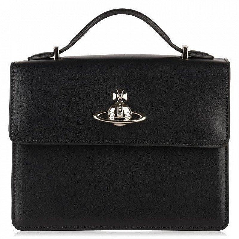 BIG OUTLET CLEARANCE - VIVIENNE WESTWOOD Matilda Medium Shoulder Bag