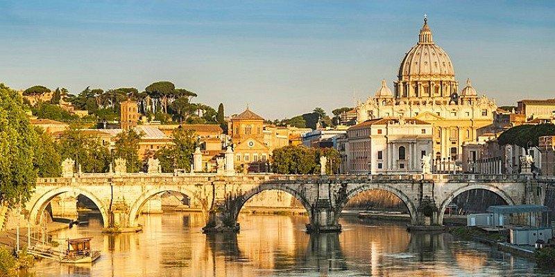 £129pp – 3-night Rome escape in deluxe historic hotel