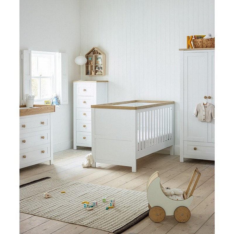 SAVE £130.00 - Mothercare Lulworth 2-piece Nursery Furniture Set!