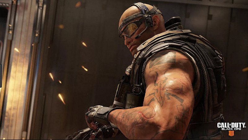 ONLY AT GAME - PRE-ORDER NOW: CALL OF DUTY: BLACK OPS 4 £59.99!