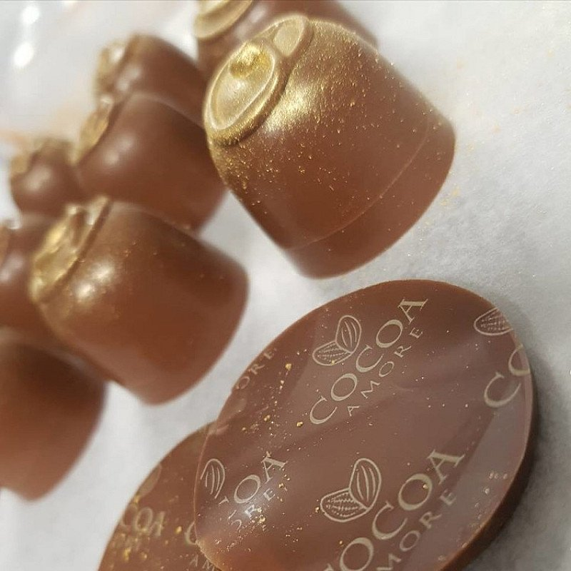 There is true craftsmanship in every single one of our handmade, artisan chocolates.