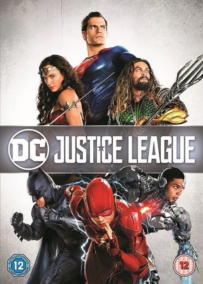 Save £6.00 - Justice League DVD