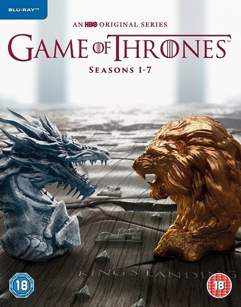 Save £20.00 - Game of Thrones: The Complete Seasons 1-7