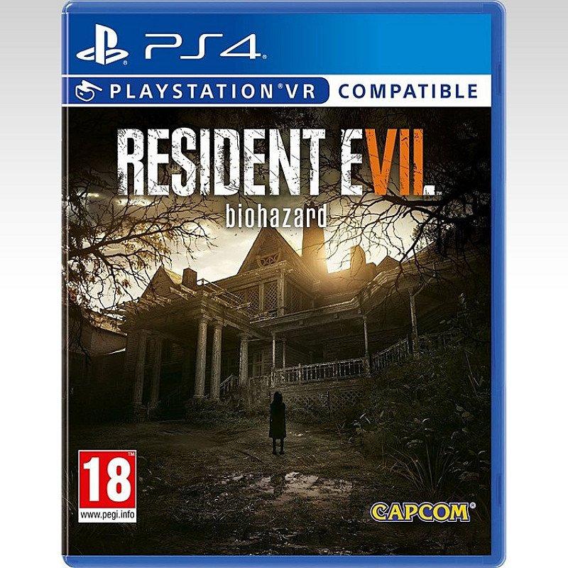 Games under £20.00 - Resident Evil 7 biohazard