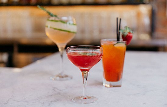 Love Cocktails? You'll love our Alcohol Free Cocktails even more!