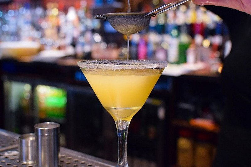 Join us for a Mocktail at Happy Hour!