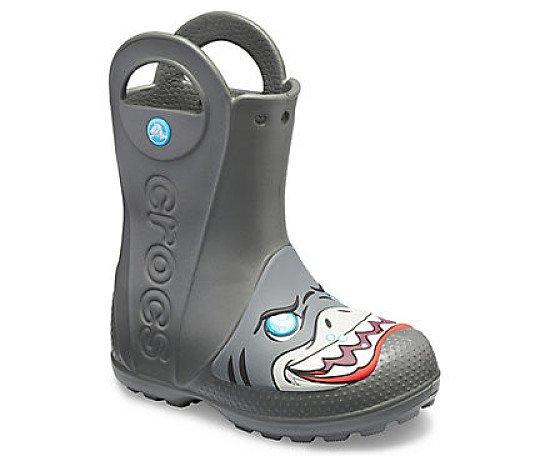 NEW - Kids' Crocs Fun Lab Creature Rain Boot £26.99!