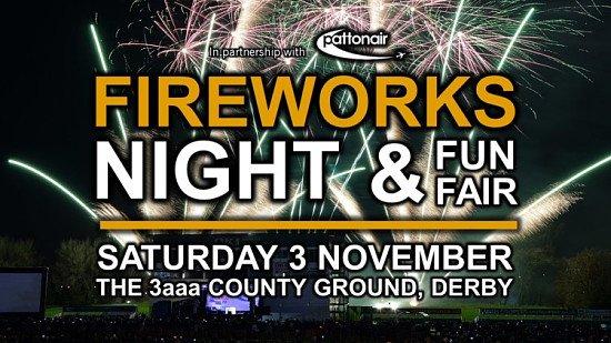 Fireworks Night & Fun Fair 🎆