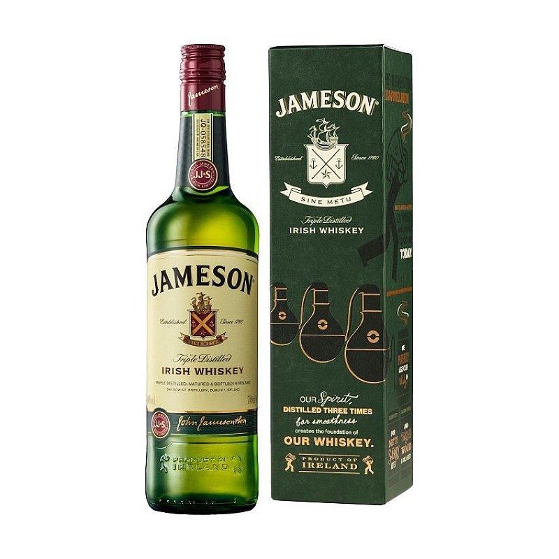 SPECIAL OFFERS - Jameson Irish Whiskey!